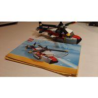 Lego creator конвертоплан 31020