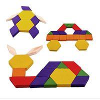 Настольная игра colour puzzle world