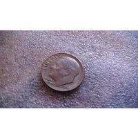 США 10 центов 1966г  распродажа