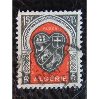 Колония Франции Алжир 1947г. Герб.