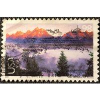 """ЦІКАВІЦЬ АБМЕН! 2009, Нацыянальны парк """"Гранд-Цітон"""", 98 цэнтаў"""