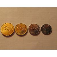 Набор монет Малайзия 2013 год