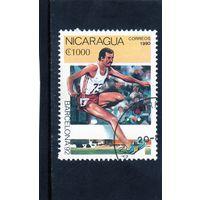 Никарагуа.Спорт. Отдам даром при покупке не менее 10 лотов.