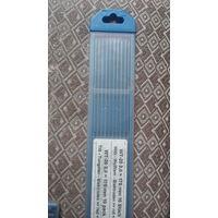 Электроды вольфрамовые диаметр 2 мм. цена за 1 электрод.
