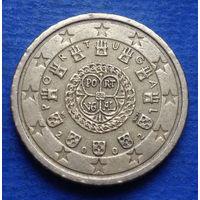 Португалия 50 евроцентов 2002