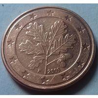 5 евроцентов, Германия 2009 F