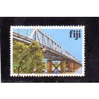 Фиджи. Ми-408. Эва мост, Наусори. 1979.