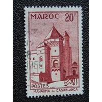 Марокко 1955 г.
