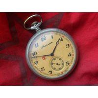 Часы МОЛНИЯ ТОВАР ИЩИ ТАМБОВСКИЕ ( ВОЛКИ со ЗНАКОМ КАЧЕСТВА) из СССР, МЕЛЬХИОР