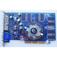 Видеокарта AGP 128mb