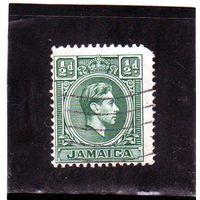 Ямайка.Ми-118. Король Георг VI. 1938.