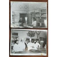 Фото из СССР. Будни сельмага. 196070-е г. 3 фото. Цена за все.