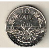Вануату 10 вату 1999