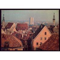 1979 год Таллинн Старый город