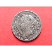 5 центов 1901 года