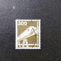 Марка Германия 1982 г.  Техника и промышленность