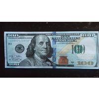 100 долларов США 2009 г., сувенирная продукция