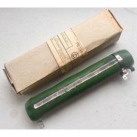 ПЭВР-100 Вт. 47 Ом. Проволочные Эмалированные Водостойкие резисторы. ПЭВ. 47ом. Потенциометр. Подстроечный