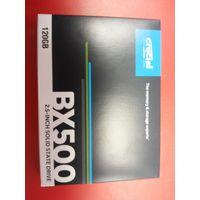 Ssd 120gb новый crucial bx500