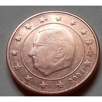 1 евроцент, Бельгия 2004 г.