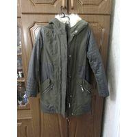 Куртка женская деми 46 р