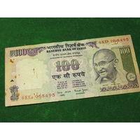 100 Рупий 2012