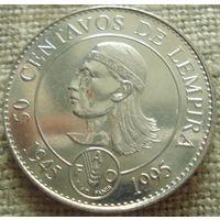 50 сентаво 1994 Гондурас ФАО