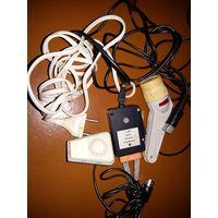 Микрофоны  -2 шт. Магнито сниматель  - 1 шт. Б/у. Ретро.