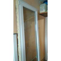 Дверь балконная (стеклопакет)