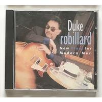 Audio CD, DUKE ROBILLARD, NEW BLUES FOR MODERN MAN 1999