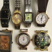 Кварцевые наручные женские часы