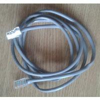 Патч-корд (сетевой кабель) RJ-45 длина 1 м.