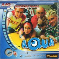 "Aqua ""MP3 Collection"" CD"