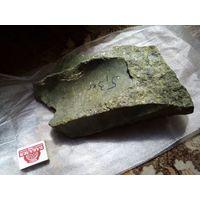 Камень змеевик  сырье