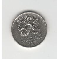 5 крон Чехия 2010 Лот 3173