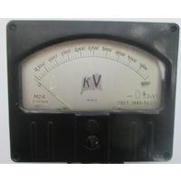 Измерительная головка М24 (шкала переделана в kV)
