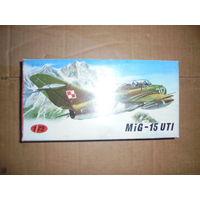 Модель самолета KP Mig-15 UTI 1/72