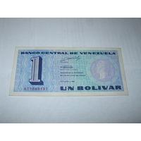 Венесуэла - 1 боливар - 1989 г.