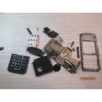 Нерабочий мобильник на запчасти Нокия 6280.