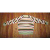 Красивый мужской фирменный пуловер Cottonfield