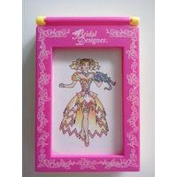 Игровой набор для рисования-Bridal Desinqer. Для девочек.