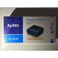 Модем ZyXEL P660RT2 EE