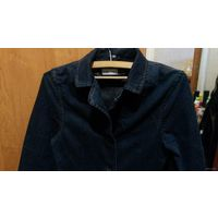 Джинсовый пиджак (женский)