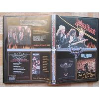 DVD JUDAS PRIEST (Live - Reunited) – HALFORD (Live At Rock In Rio 2001)