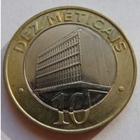 Мозамбик 10 метикал 2006 г