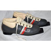 Ботинки лыжные Botas Ботас натуральная КОЖА, размер 28 см (43)