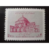 Иран 1988 мечеть