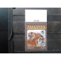 Эстония 1998 Тигры**