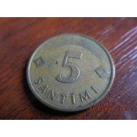 5 сантимов, 1992 г.