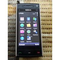 Nokia X6 .  С рубля .